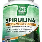 BRI Nutrition Spirulina Capsules