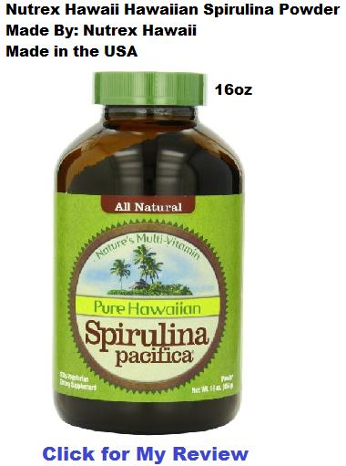 nutrexspirulinapowder