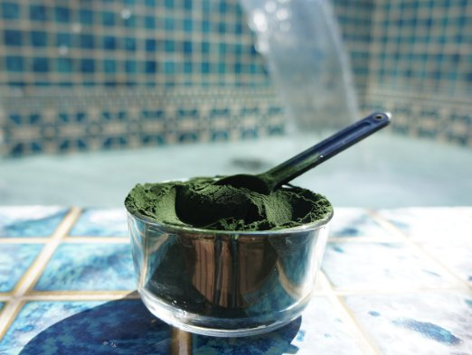 spirulina-for-bad-breath