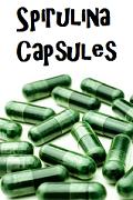 spirulina capsules gallery