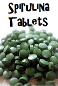 spirulina tablets gallery